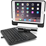iPad mini Keyboard Cases, New Trent Airbender lite with Detachable Wireless Bluetooth Smart Keyboard for the Apple iPad mini 4 and iPad mini 1 2 3