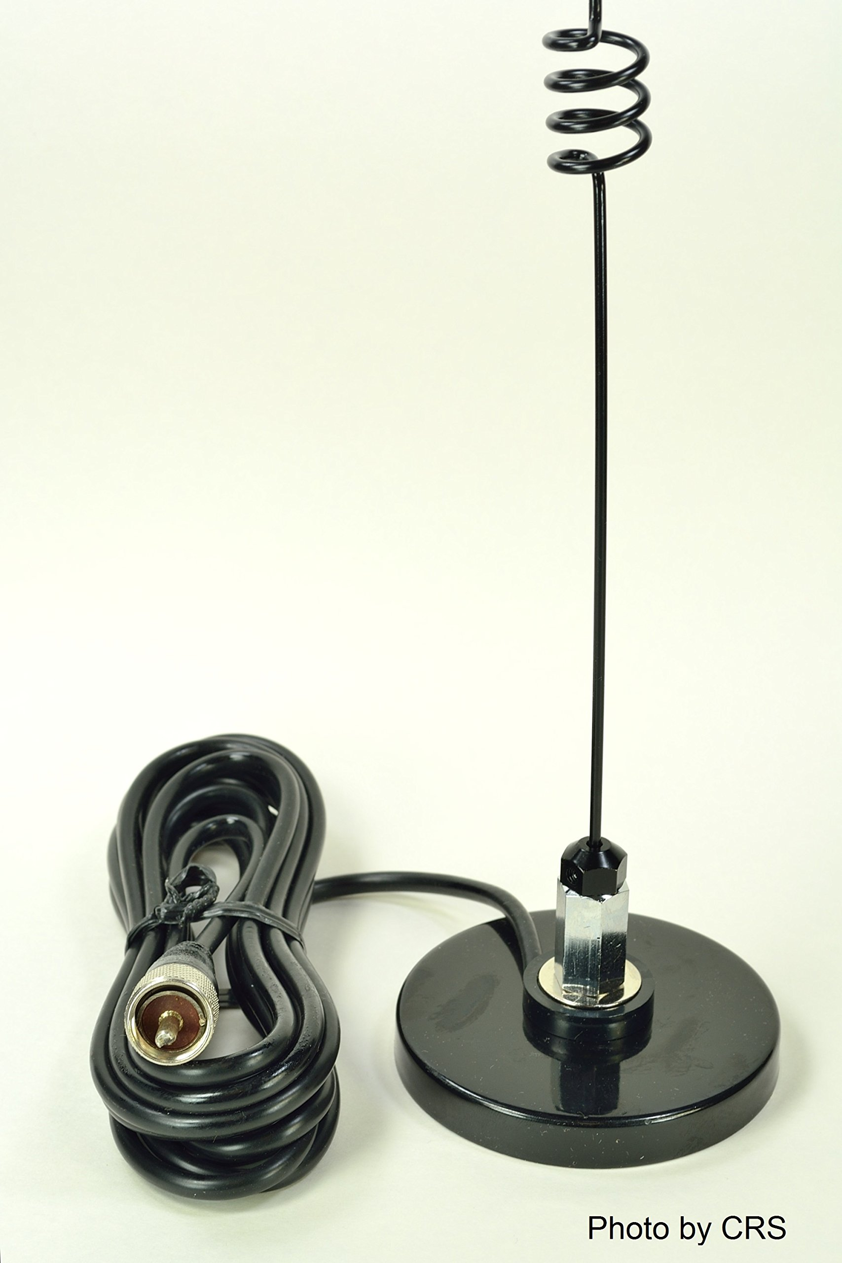 Workman Magnetic Mobile Antenna Ham Radio 2 Meter/70 cm 140 to 150 and 440 to 470 MHz KRDB