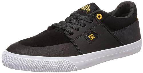 DC Shoes WES Kremer, Alpargatas para Hombre, Negro (Xksy), 42 EU: DC Shoes: Amazon.es: Zapatos y complementos