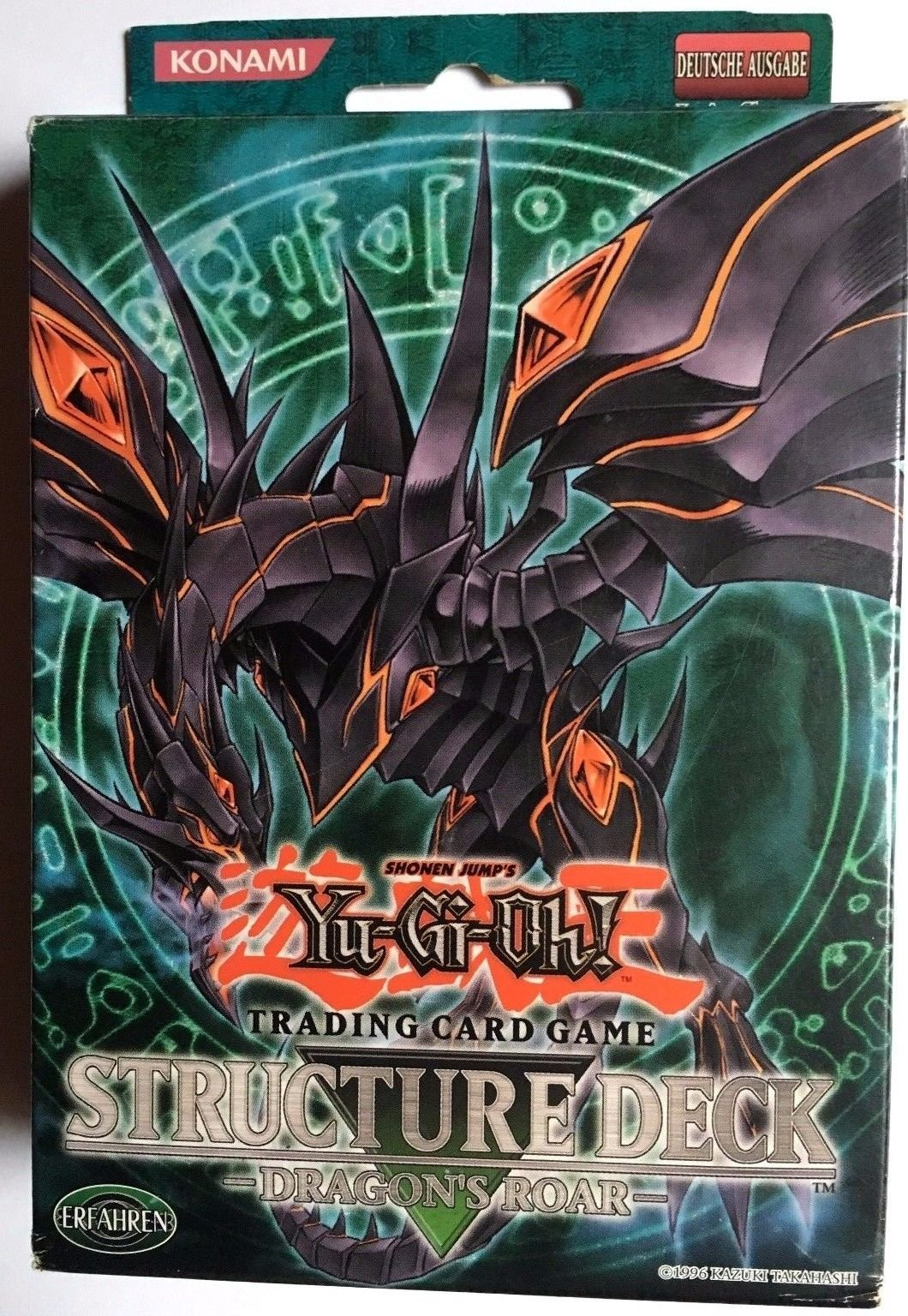 Legends, L.p. Yu-Gi-Oh! Dragon's Roar and Zombie Madness Structure Deck