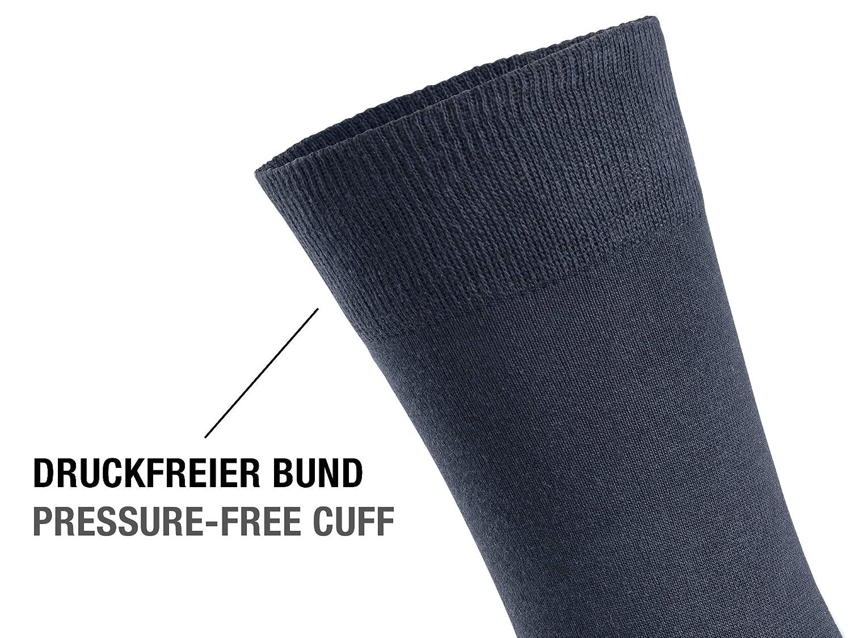 GSOTTA Calze premium 10 pezzi taglia 35-50 calze da lavoro con cinturino morbido calze di cotone calze da uomo e da donna unisex