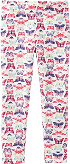 f79d5c3587b101 Amazon.com: Carters Baby Girls Butterfly Print Leggings 18M: Clothing