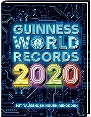Guinness World Records 2020: Deutschsprachige Ausgabe