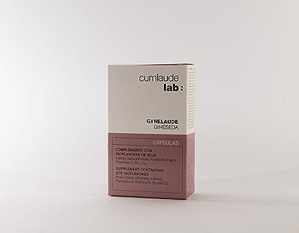 CUMLAUDE - CUMLAUDE Gineseda con Isoflavonas 30 cápsulas