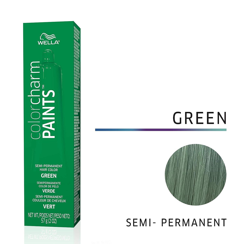 Wella Color Charm Paints, Semi-Permanent Hair Color