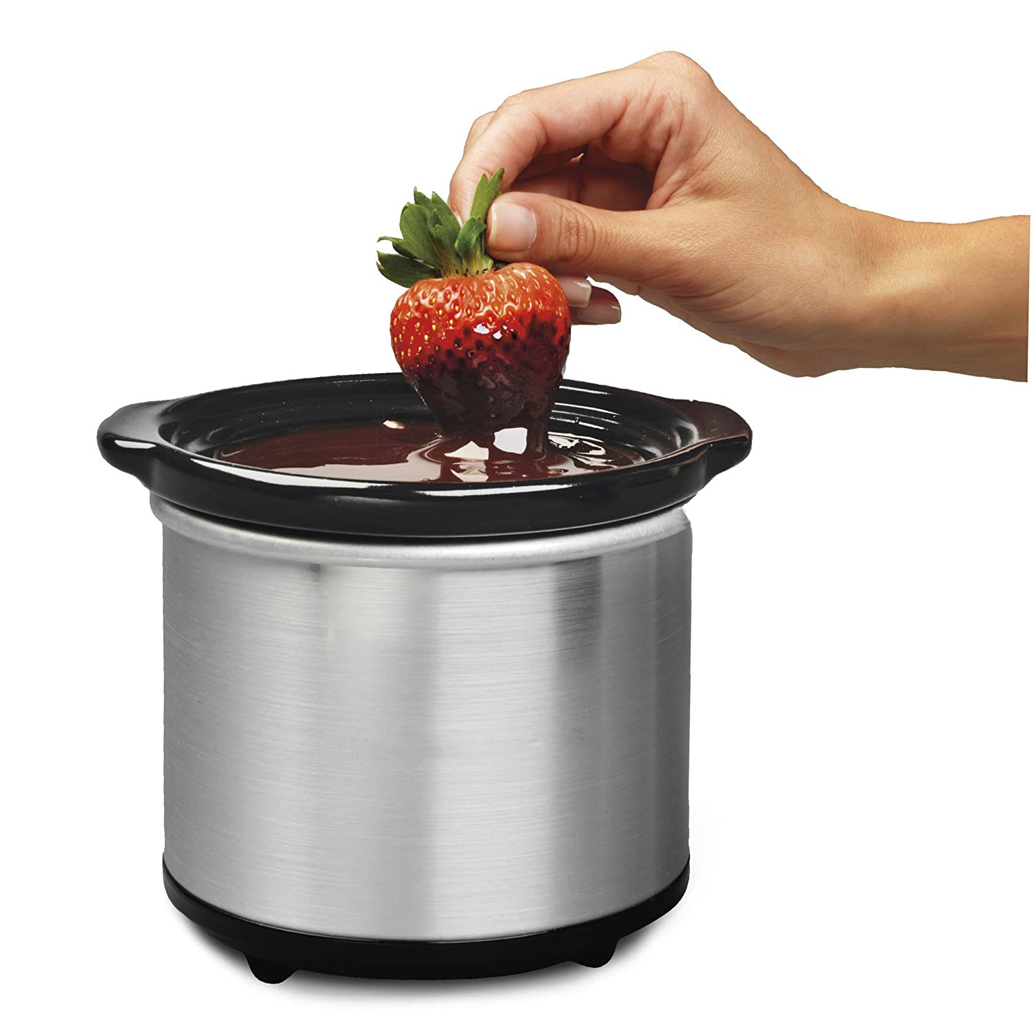 Amazon.com: Toastmaster 20 OUNCE MINI CROCK .65-Quart Slow Cooker ...