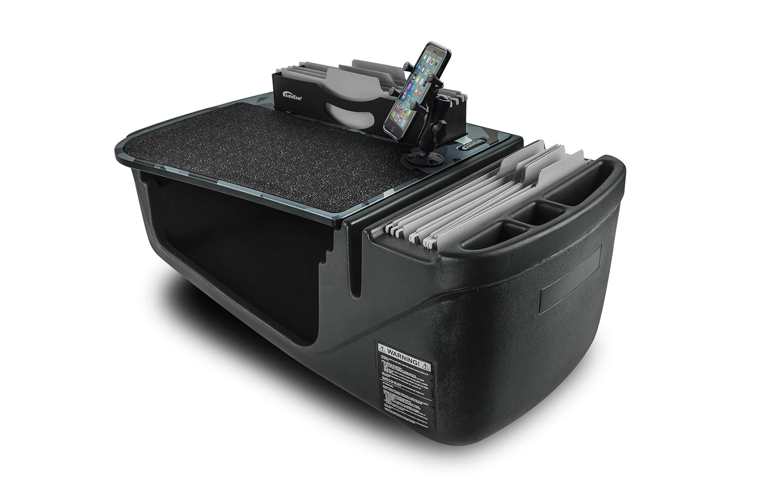 AutoExec AUE28003 FileMaster X-Grip Phone Mount Car Desk AEFile-03 UC