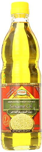 Ziyad Sezam Sezam Extra Virgin Oil