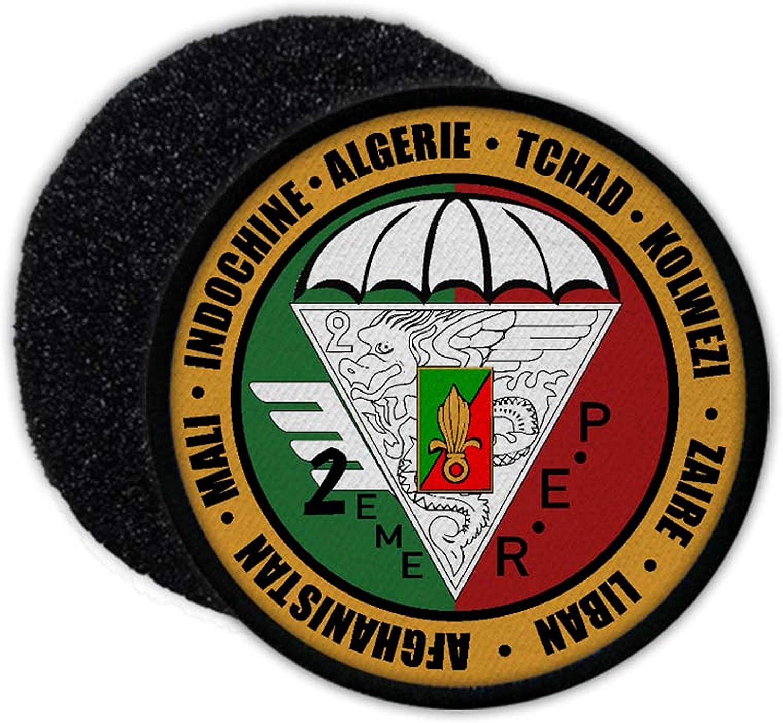 Copytec Patch 2e Rep L/égion /étrang/ère Fremdenregiment Parachutistes #30977