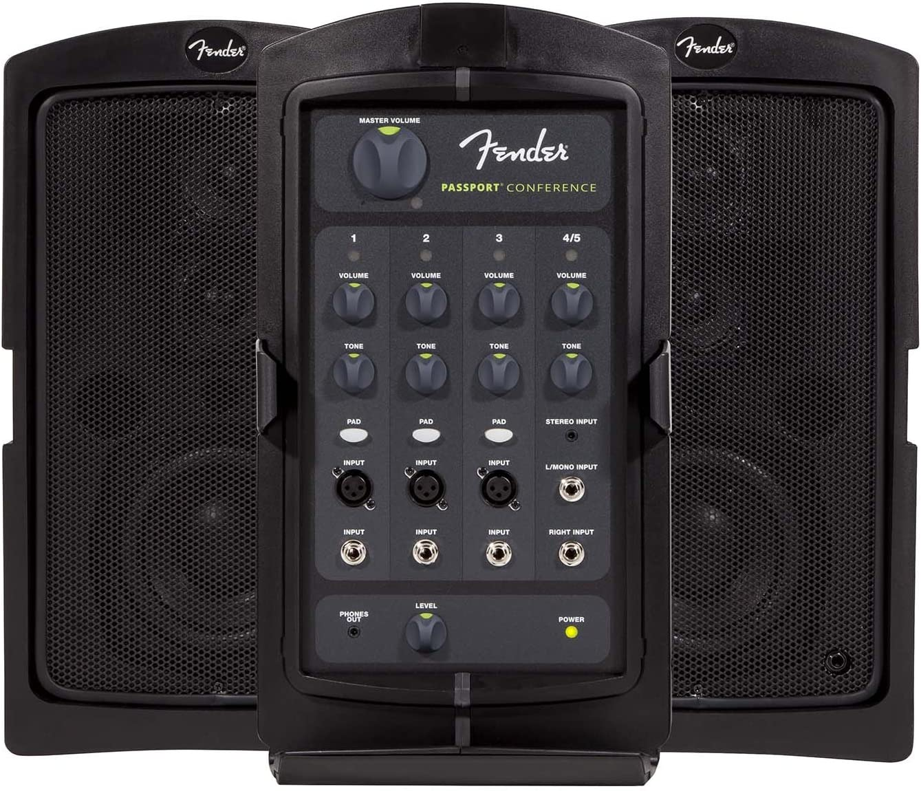 Fender Passport Conference Portable PA System Bundle