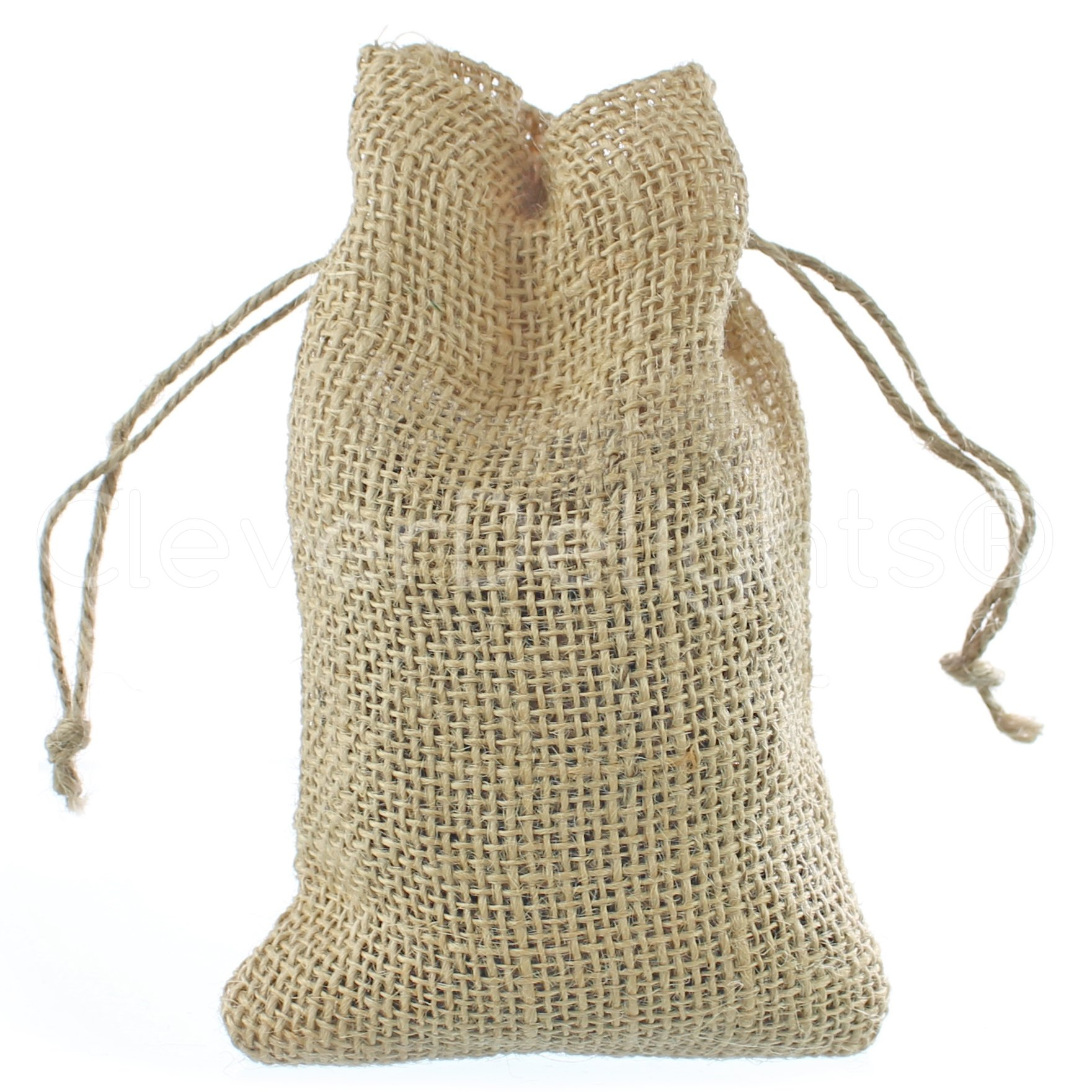 Amazon Cleverdelights 4 X 6 Burlap Bags With Natural Jute