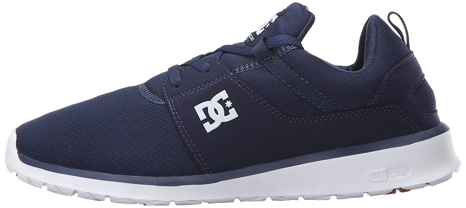 DC Men's Heathrow D Casual Skate Shoe B01837TKMU 6 D Heathrow D US|Navy 0ab974