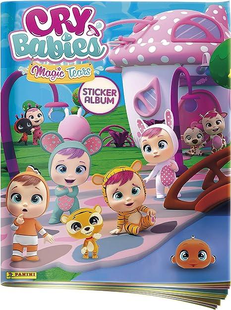2607-004 Panini France SA-Cry Babies Magic Tears-Boite DE 50 Pochettes