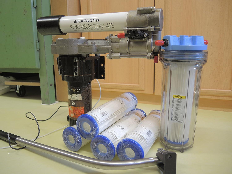 817vvDEgoWL. SL1500  - Comment filtrer l'eau de mer: une source d'eau inépuisable!