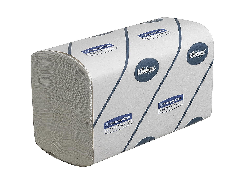 Kleenex 6771 Toallas Secamanos Interplegadas, 30 Paquetes X 96 con 3 Capas, Mediano, Blanco: Amazon.es: Industria, empresas y ciencia