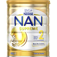 Nestlé NAN Supreme Stage 2 Follow-on Infant Formula Powder Tin 800g