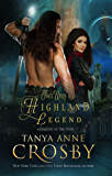 Once Upon a Highland Legend (Guardians of the Stone Book 5)