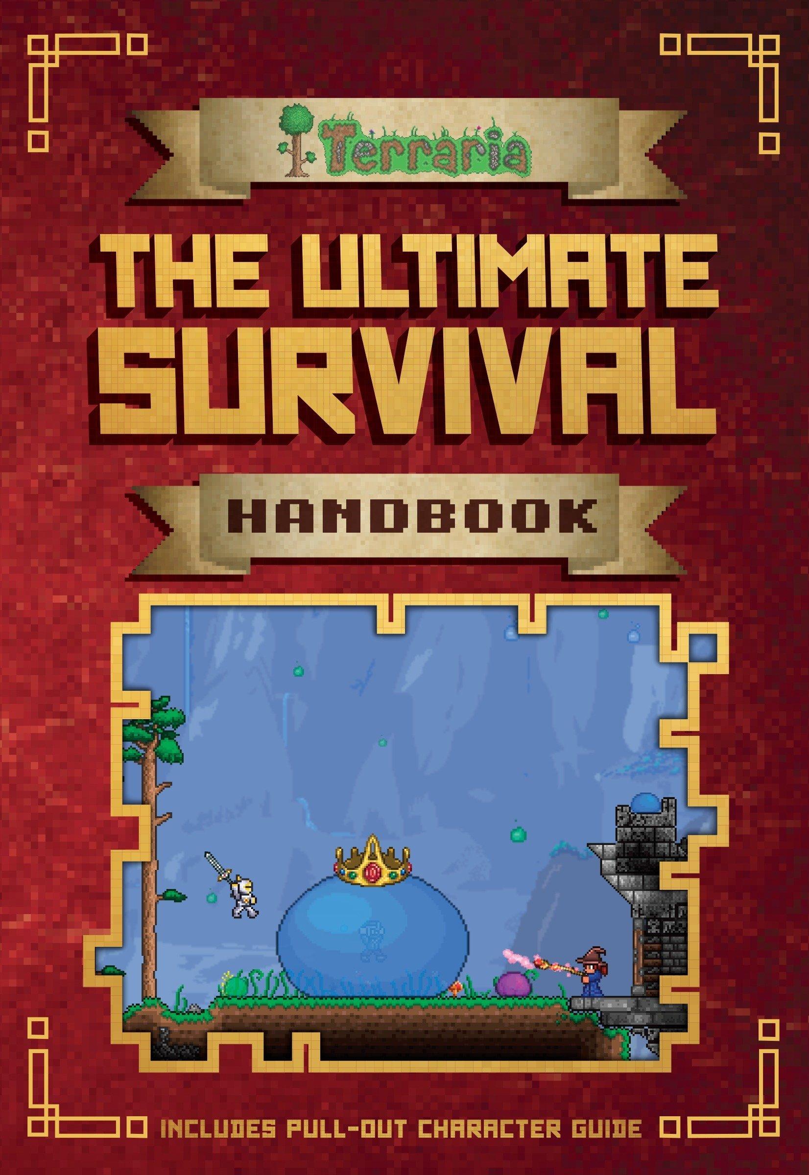Read Online The Ultimate Survival Handbook (Terraria) pdf epub