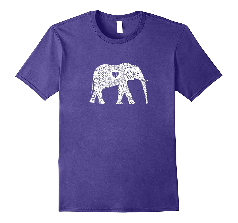 Elephant Shirt Only Elephants Should Wear Ivory Gift Tee-Vaci