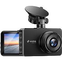 "$29 » ViviLink T20X 2.5K Dash Cam for Cars, Car Camera Car Driving Recorder, 3"" IPS Screen,…"