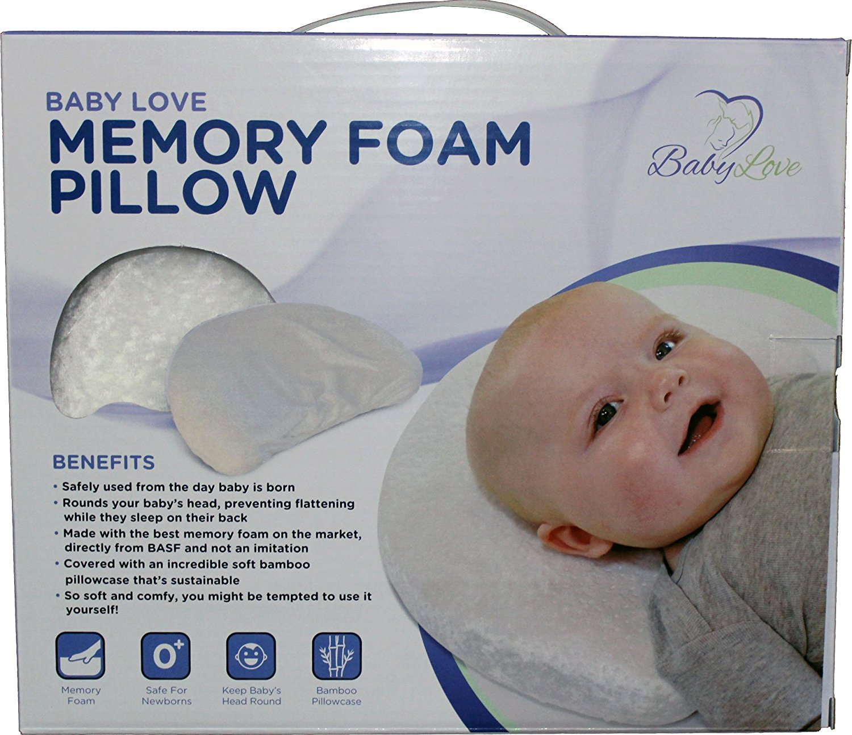 Amazon Com Baby Elephant Ears Head Support Pillow For Car