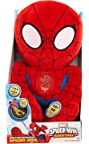 Just Play Marvel Sha Bedtime Buddies Spider Man Plush