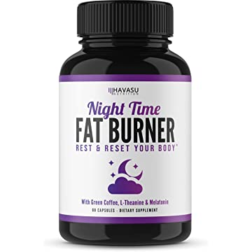 mini Night Time Weight Loss Pills and Appetite Suppressant - White Kidney Bean Extract