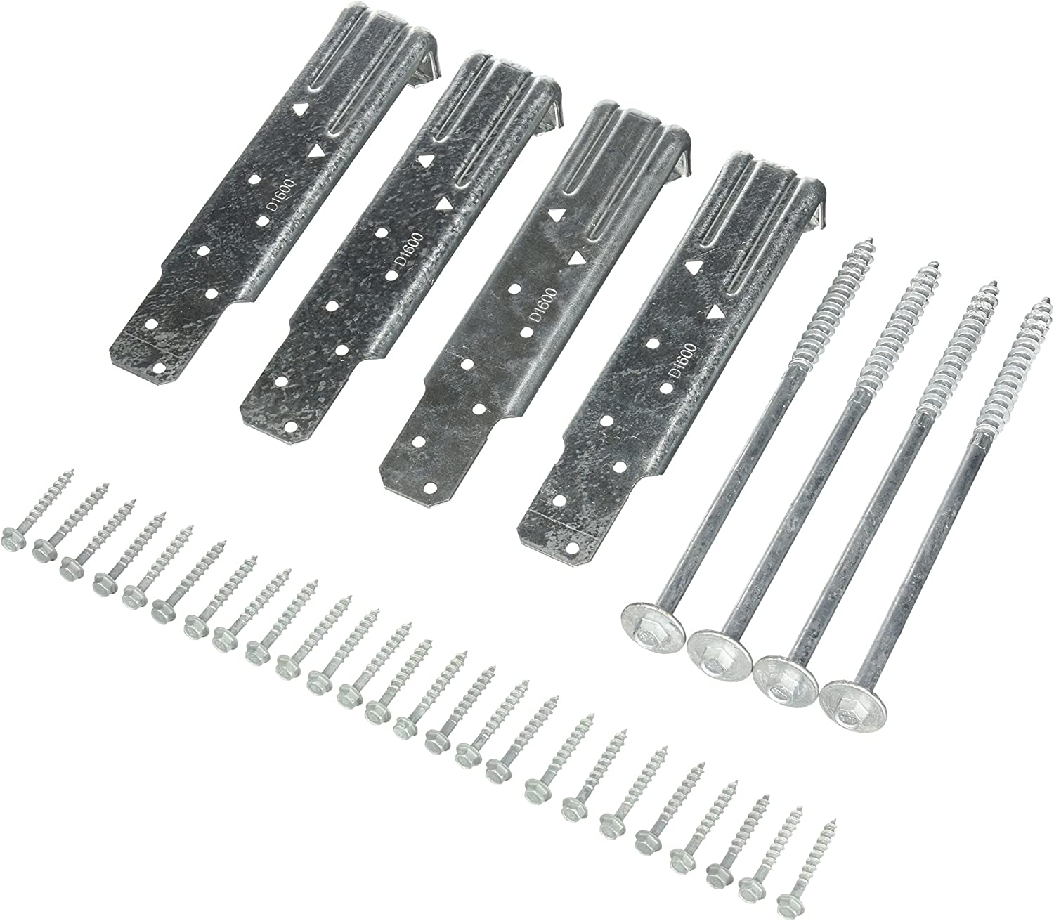 Simpson Strong-Tie DTT1Z-KT Deck Tension Tie Kit