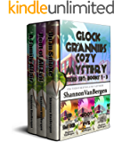 Glock Grannies Cozy Mystery Boxed Set: Books 1 - 3