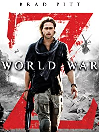 World War Z Brad Pitt product image