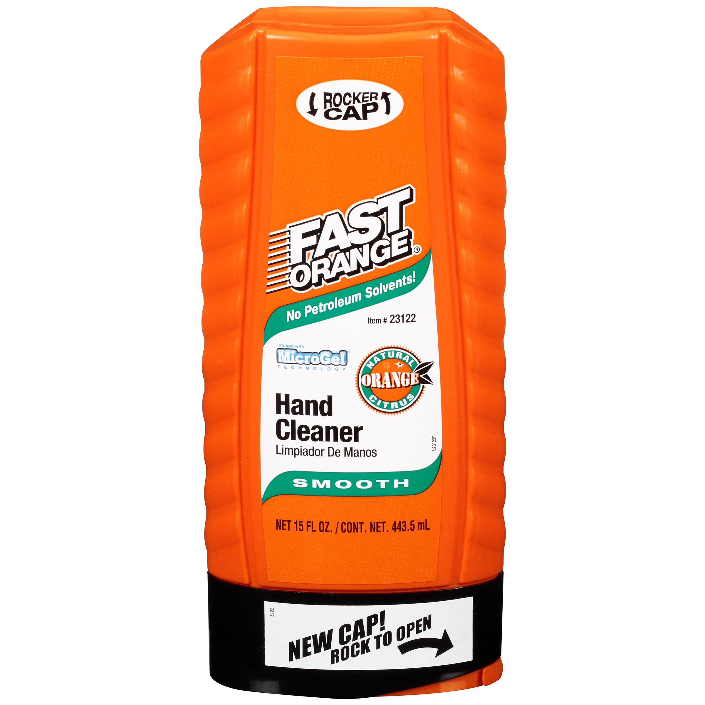 Permatex 23122-12PK Fast Orange Smooth Lotion Hand Cleaner - 15 fl. oz., (Pack of 12) by Permatex (Image #2)