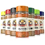 Flavor God Seasonings - Startup Chef Spice Rack - 7 Seasoning Combo pack (Gluten Free, GMO Free, MSG Free, Low Sodium…
