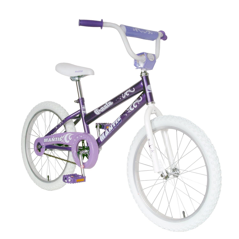 amazon com mantis ornata kid u0027s bike 20 inch wheels 12 inch