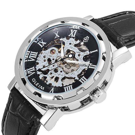 GuTe reloj mecánico f864a40a19ce
