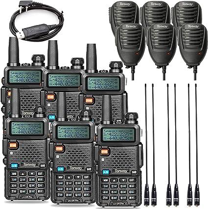 Electronics Two-Way Radios alpha-grp.co.jp Ham Radio UV-5R Pro ...