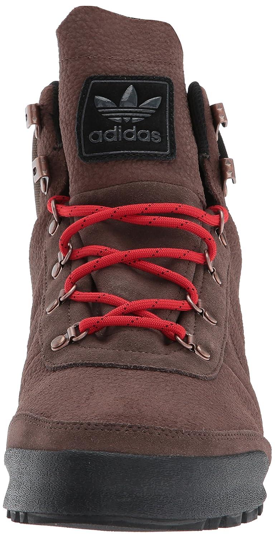 low priced 05ce2 3850c Bota de senderismo Jake 2.0 adidas Originals para hombre Marrón   escarlata    negro