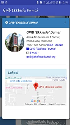 Gpib Ekklesia Dumai: Amazon.co.uk: Appstore for Android