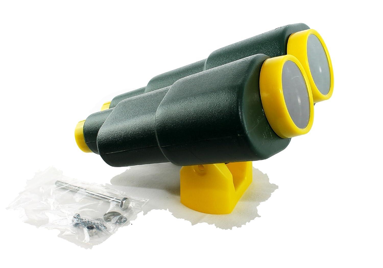 HIKS Kids Big XL Toy Binoculars for Climbing Frame, Tree House & Play House GBinoculars