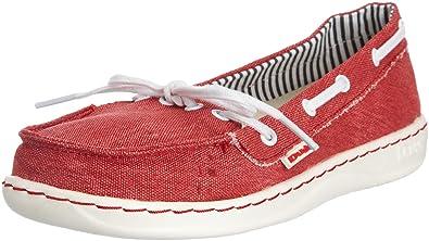 Dude Moka Ladies Shoes Red (40) LALlM
