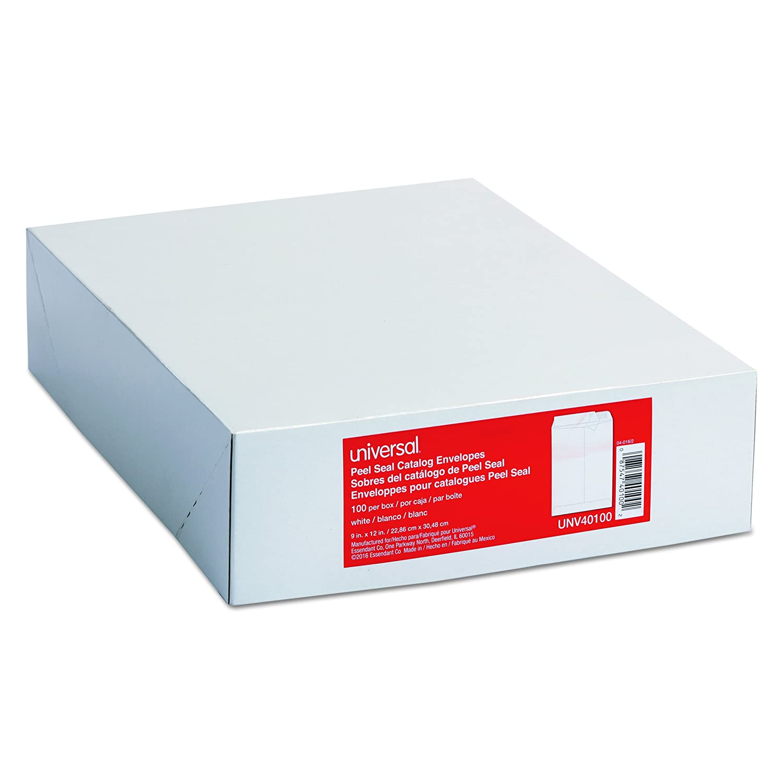 Amazon.com: Universal Peel-Off Catalog Envelope, Blanco ...