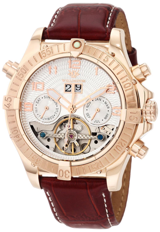 Wellington Herren-Uhren Automatik WN101-322