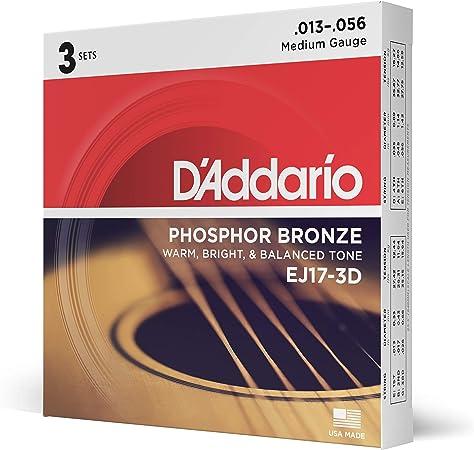 D'Addario EJ17 Guitar Strings