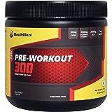 MuscleBlaze PRE Workout 300 - 0.55 lb, 25 servings (Fruit Punch)