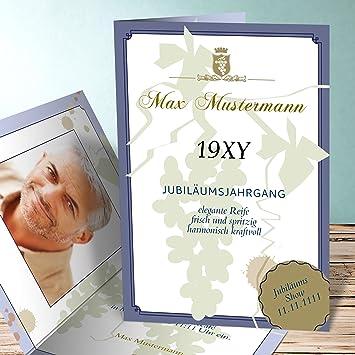 Einladungskarten Zum 60 Geburtstag Selbst Gestalten Auslese Foto 30