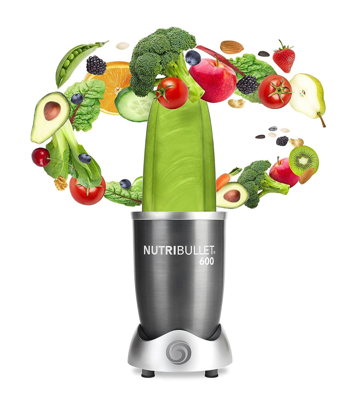 Batidora de vaso Nutribullet NBR-0928-M extractor de nutrientes: Amazon.es: Instrumentos musicales
