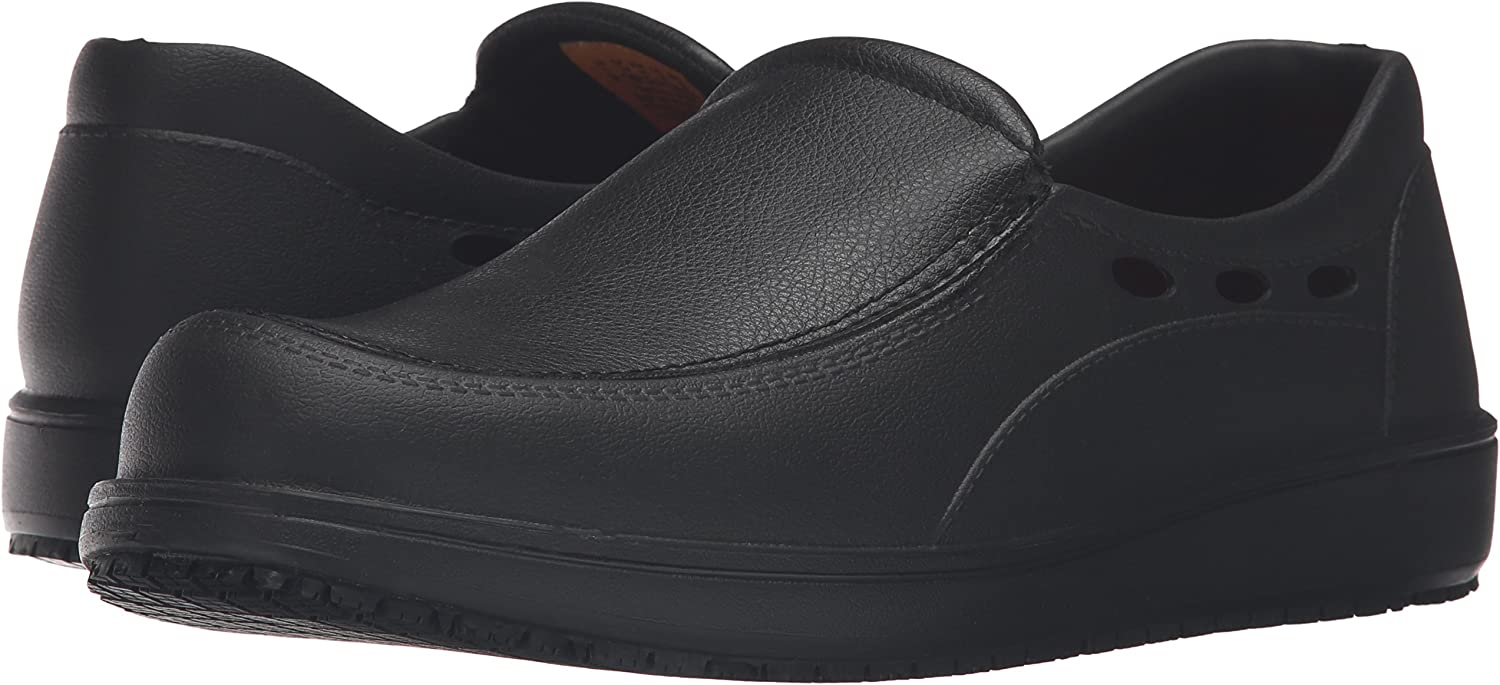 Skechers for Work Mens Slip Resistant Lorman Shoe