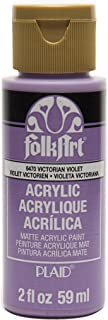 product image for FolkArt Acrylic Paint in Assorted Colors (2 oz), , Victorian Violet
