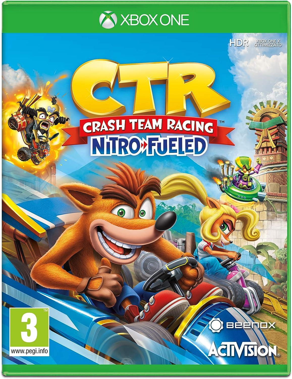 Crash™ Team Racing Nitro-Fueled - Xbox One [Importación italiana]: Amazon.es: Videojuegos
