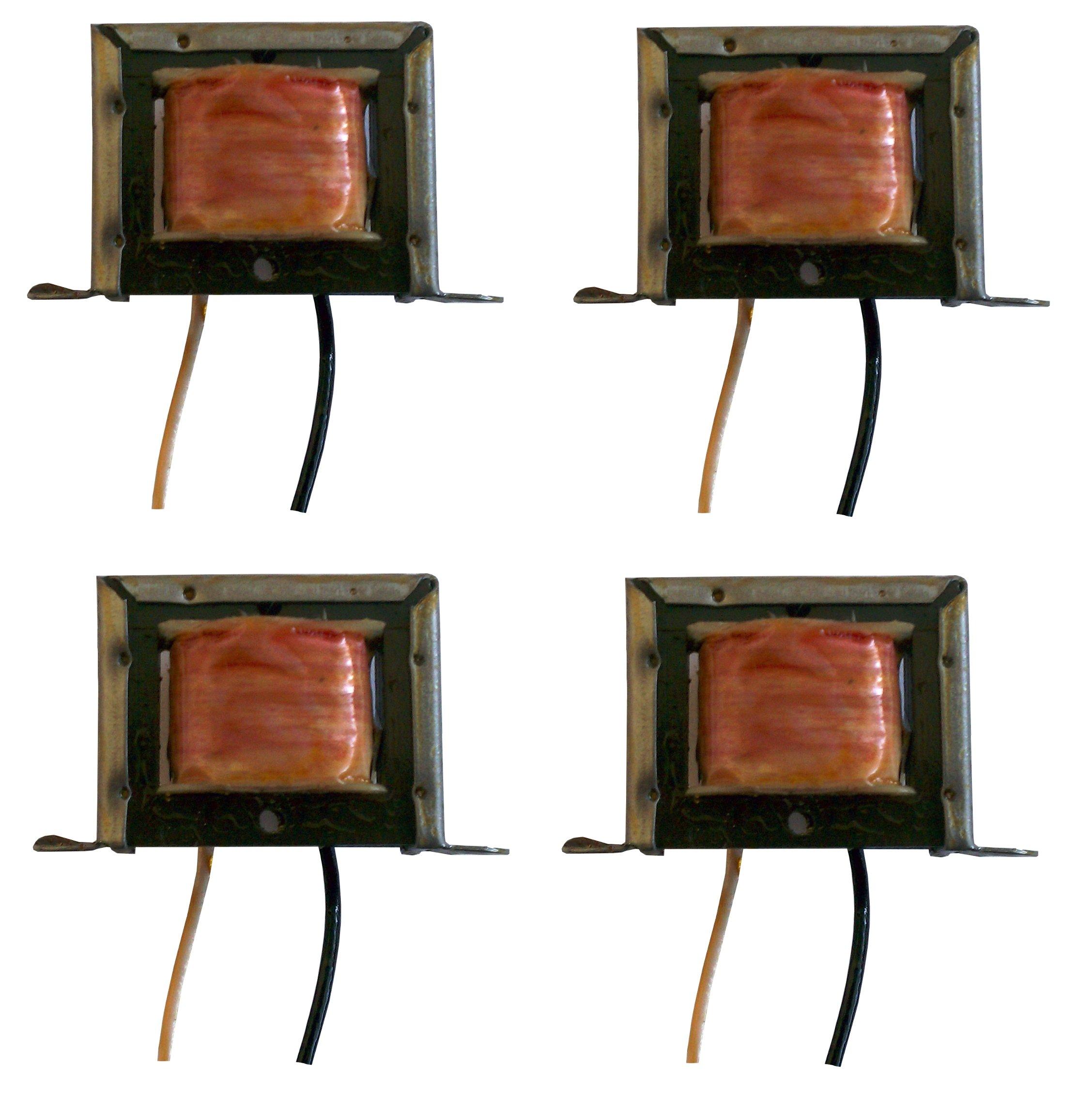 120-Volt 1-Lamp F8T5 Normal Power Factor Magnetic Ballast (4-Pack)-Radionic Hi Tech Inc.