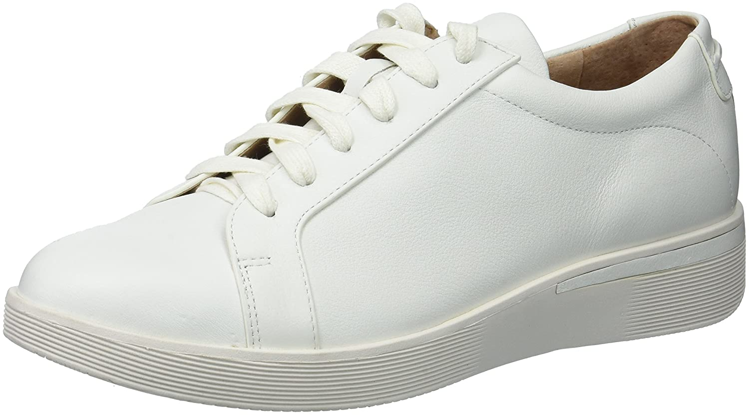 Gentle Souls Women's PARC Low Top Lace-up Sneaker B0787PGBN7 8.5 B(M) US|White